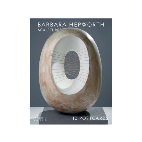 Barbara Hepworth Sculptures Postcard Pack