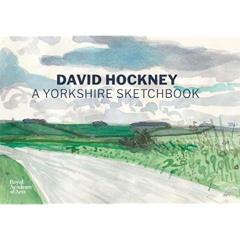 David Hockney A Yorkshire Sketchbook