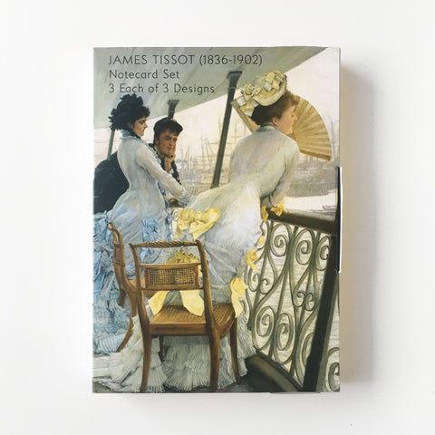 James Tissot Notecard Set