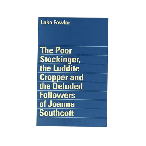 Luke Fowler Exhibition Catalogue