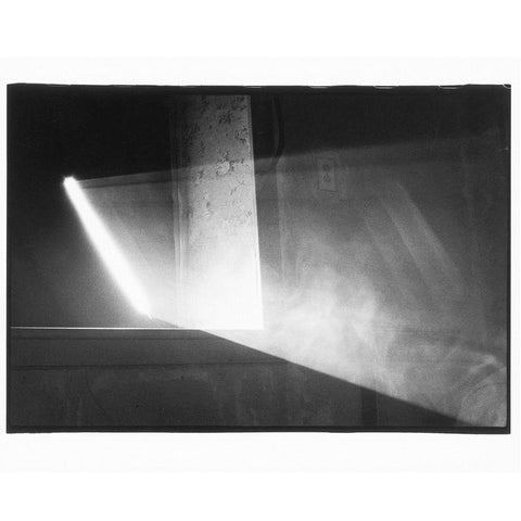 Anthony McCall: Room with Altered Window