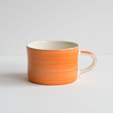 Tangerine Wash Mug by Musango