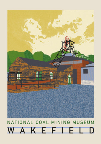 National Coal Mining Museum (A2) by Ellie Way