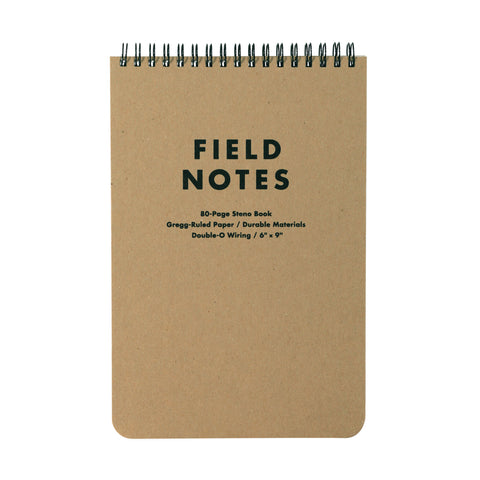 80 Page Steno Notebook