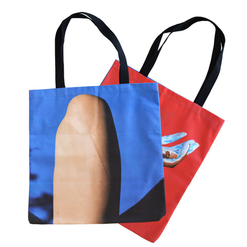 Viviane Sassen: Hot Mirror Tote Bag