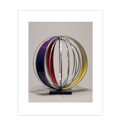 Barbara Hepworth Mini Print: Sphere