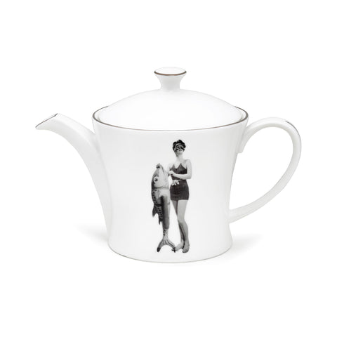 Lee Miller Limited Edition Teapot