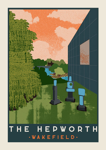 The Hepworth Wakefield, Family of Man (A3) by Ellie Way