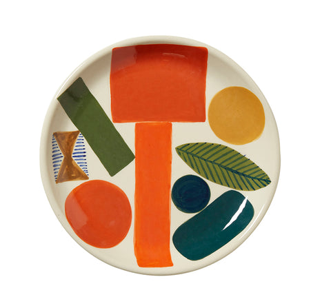 Autumn Side Plate by Donna Wilson
