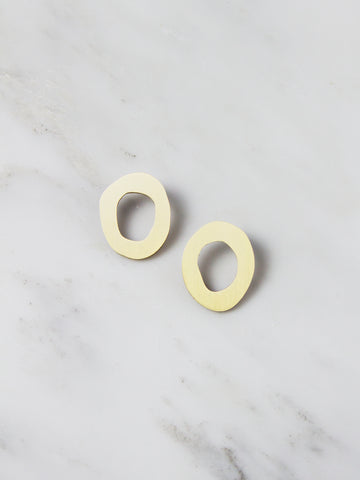 Hepworth I Studs by Wolf & Moon