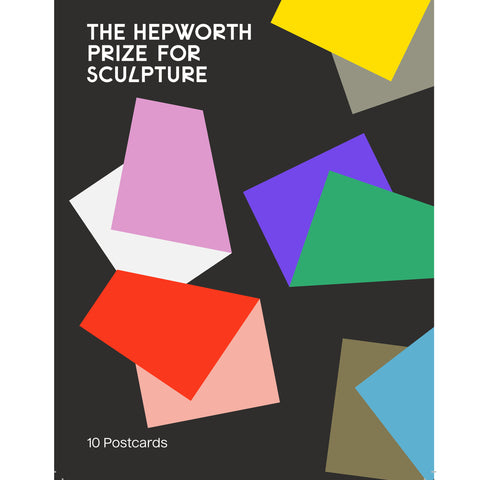 Hepworth Prize for Sculpture Postcard Pack