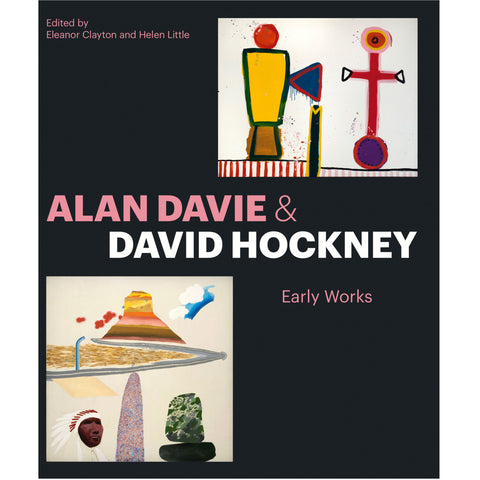 Exhibition Catalogue: Alan Davie & David Hockney: Early Works