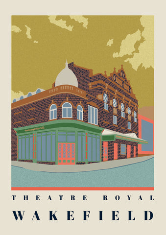 Theatre Royal (A3) by Ellie Way