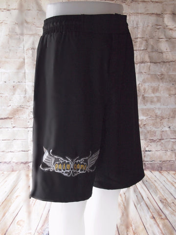 Grappling Shorts MMA Men – Black - Pain Game