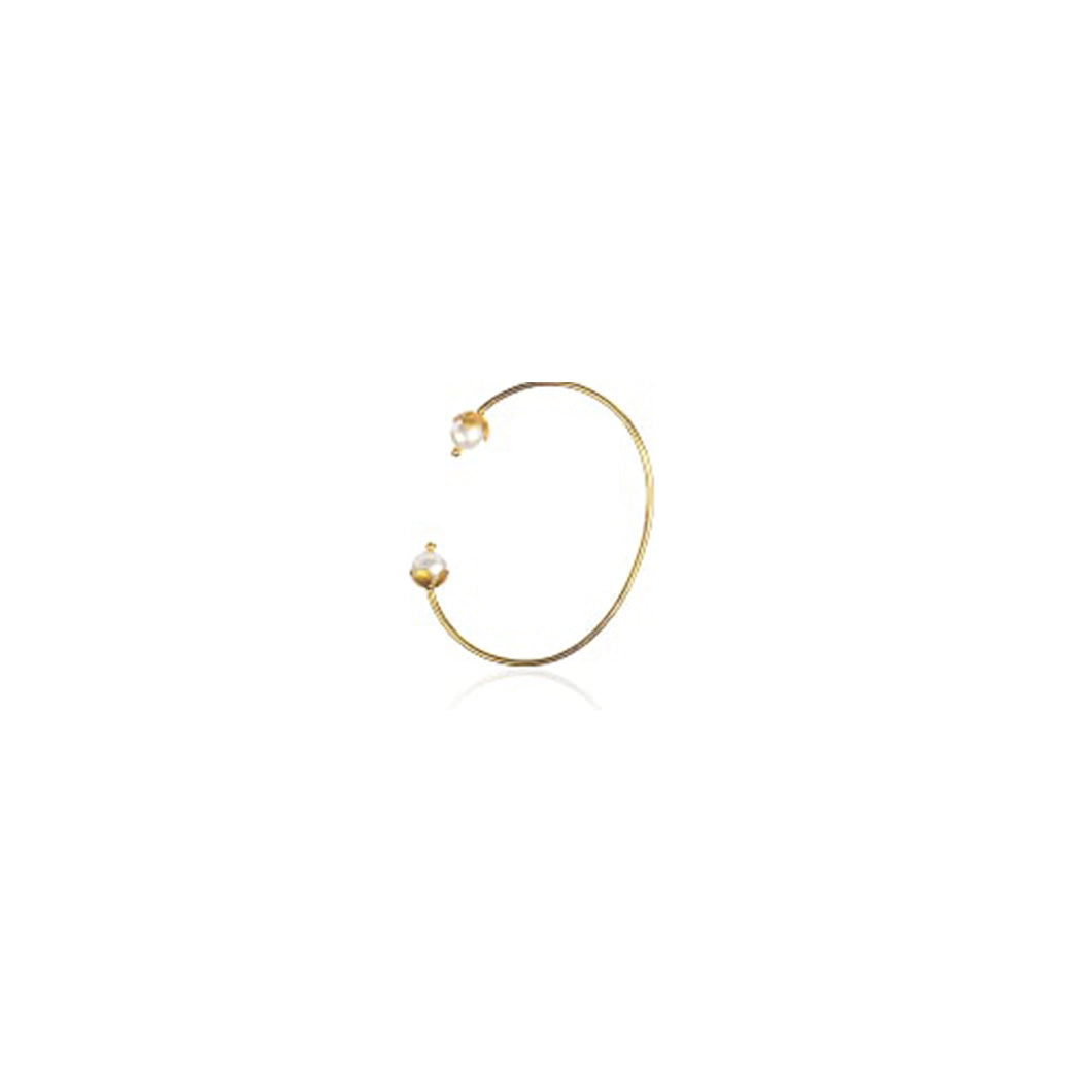 Pearl Bangle - UniqueFindz.com