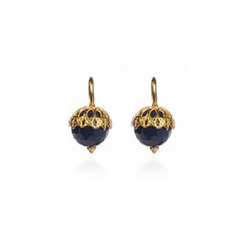 Arabesque Dome Earrings