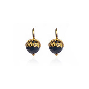 Arabesque Dome Earrings - UniqueFindz.com