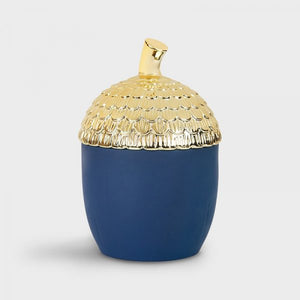 ACORN JAR MEDIUM BLUE