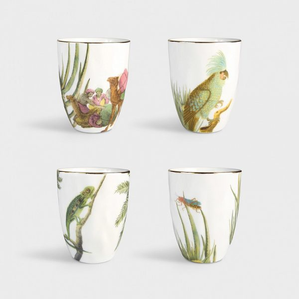 MUG DESERT SET OF 4