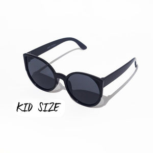 Cat Eye II (Black: Kids Size)