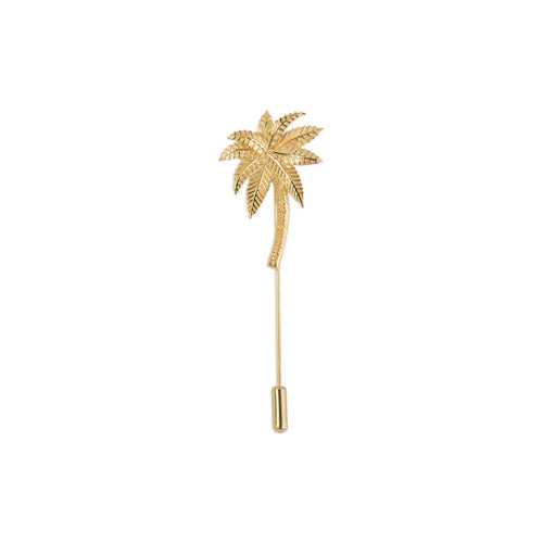 El Palm Tree Lapel Pin