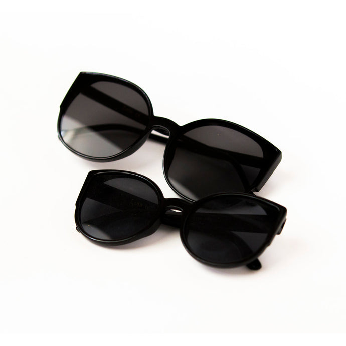 Cat Eye II (Black: Adults & Kids Size) - UniqueFindz.com