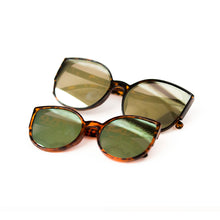 Cat Eye II (Brown: Adults & Kids Size) - UniqueFindz.com