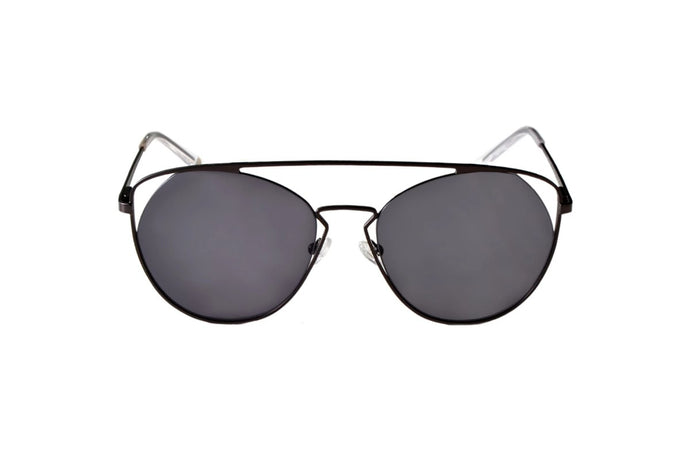 Flare Sunglasses - Dark Gun - UniqueFindz.com