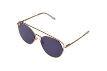 Flare Sunglasses - Gold
