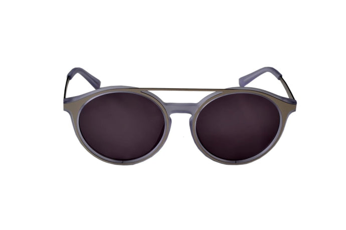 Keyhole Sunglasses - Gray