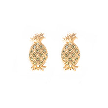The Mini Pineapple Cufflink - UniqueFindz.com