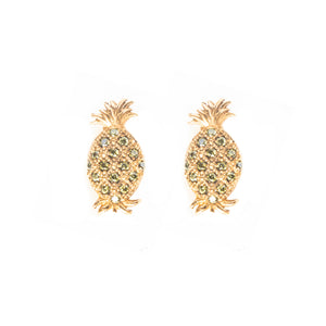 The Mini Pineapple Cufflink