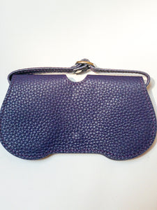 Sunglasses Case- Dark purple