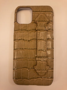iPhone case 11 - Light Camel