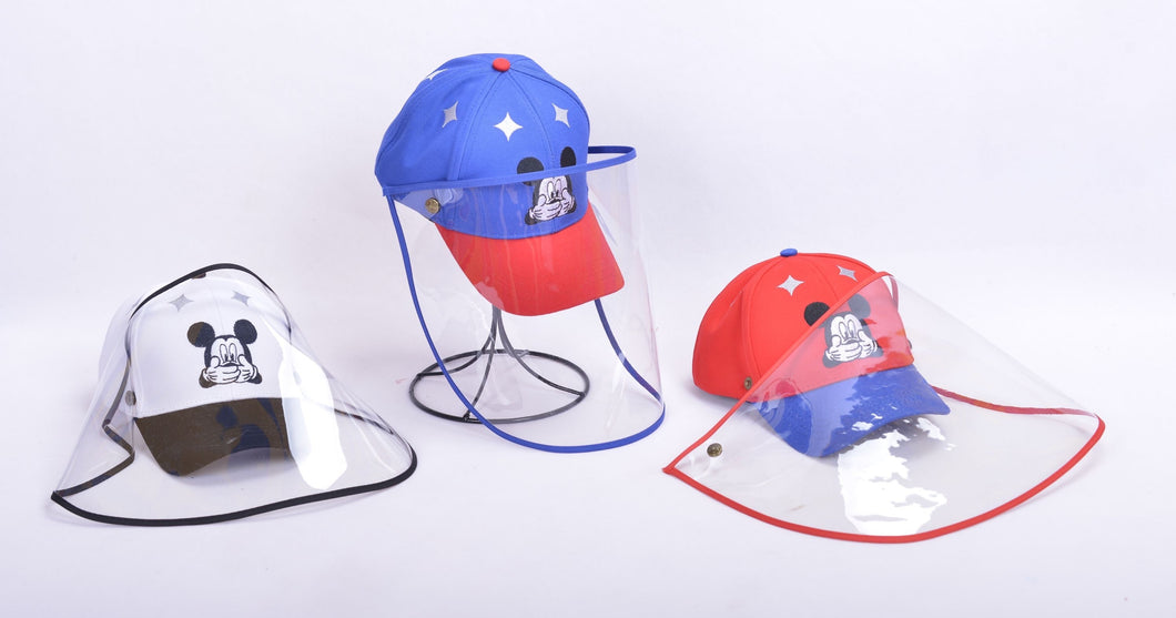 Kids Cap with Shield