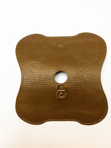 Sunglasses Case- Light Brown