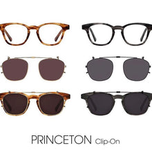 Princeton - Clip On Black - UniqueFindz.com