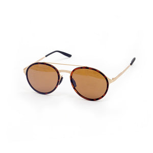 Aviator Gold - Unisex sunglasses