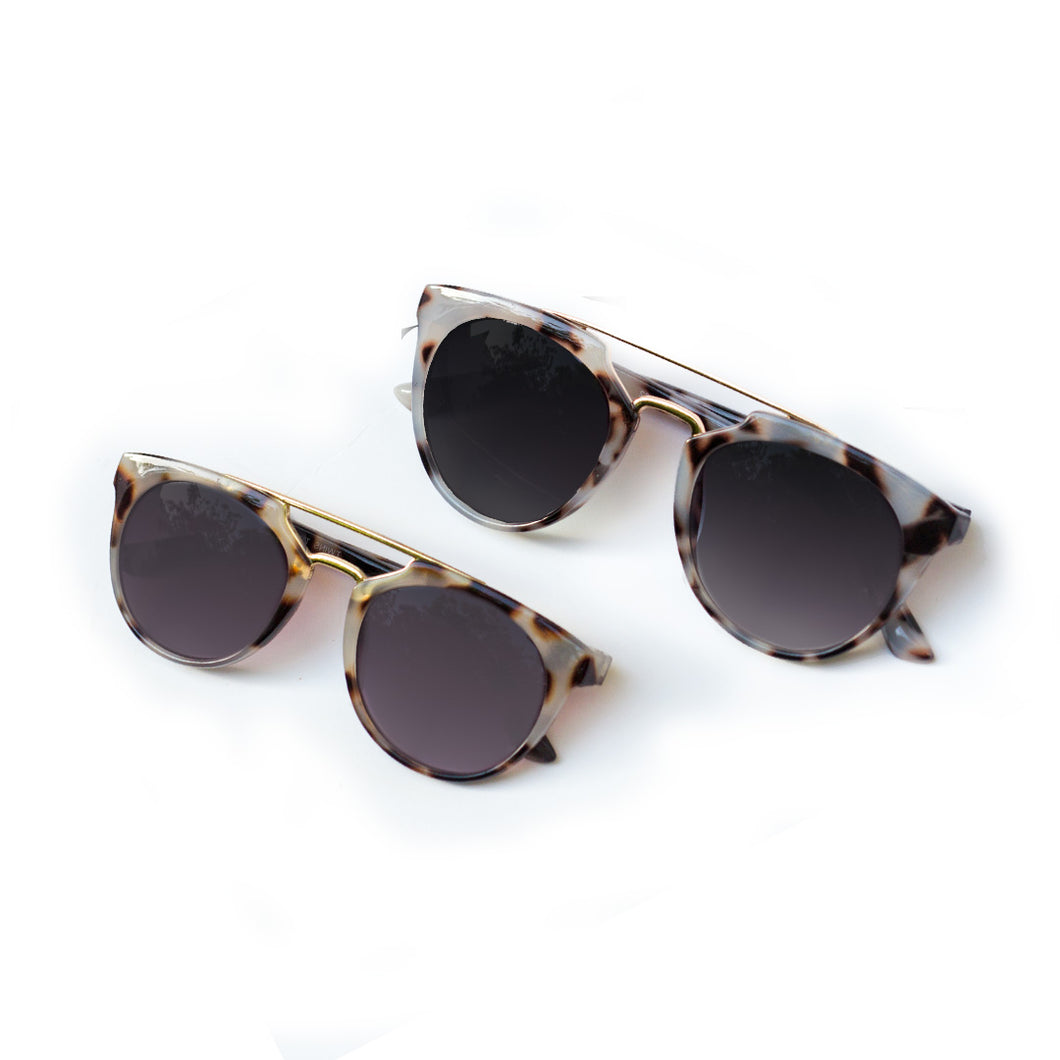 Twins (Tortoiseshell: Adults & Kids Size)
