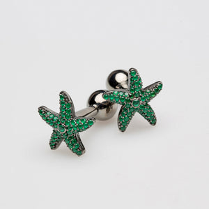 Sea Star Cufflink - UniqueFindz.com