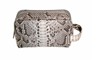 Summer Toiletry Clutch - Beige - UniqueFindz.com