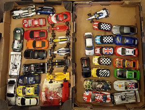 New stock of Scalextric 1:32 cars being added to website today