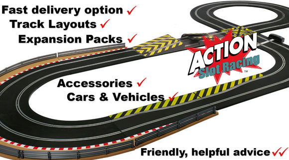 Fast Delivery. Used Scalextric. Friendly, helpful advice.