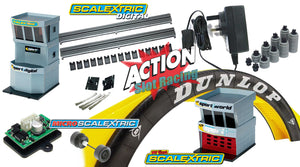 Used accessories for Scalextric