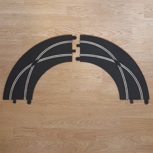 Scalextric Sport & Digital Track Curves Crossovers [Pair] C8203  #E