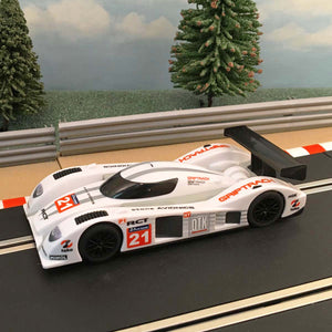 Scalextric 1:32 Start Car - White Le Mans Prototype #21