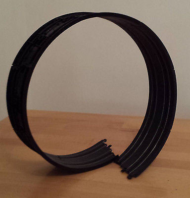 Micro Scalextric Track - Loop The Loop - 1:64 Scale - Action Slot Racing