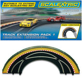 Scalextric Sport Track Extension Pack 1 C8510 #E