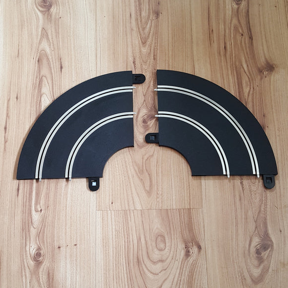 Scalextric Sport & Digital Track - C8201 'J' 90° Hairpin Curves x 2