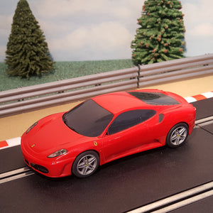 Scalextric 1:32 Car - Red Ferrari F430 #M